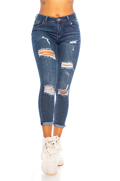 Roupa Jeans Skinny Fit