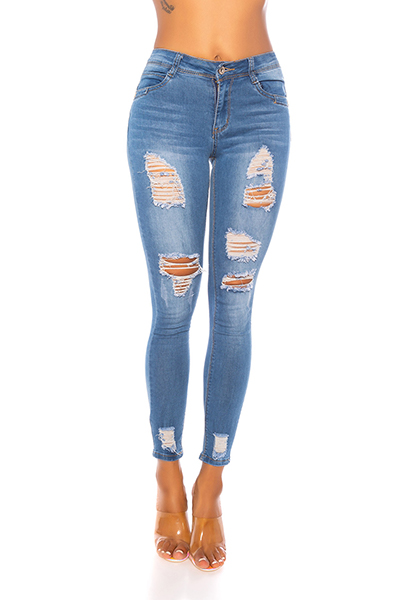 Roupa Push Up Jeans