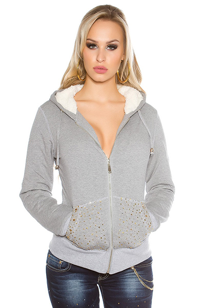 Roupa Sweat Jacket